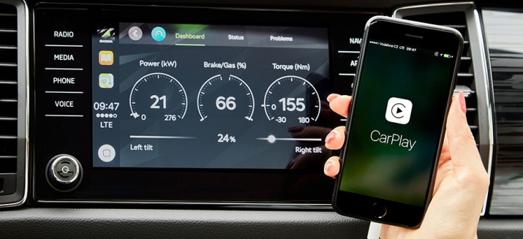 ŠKODA OneApp: unique connectivity