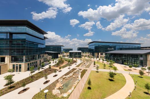 Toyota Opens Headquarters in Texas