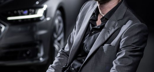 """Interview Marc Lichte: """"The new Audi A8 reflects the progressive face of the brand."""""""