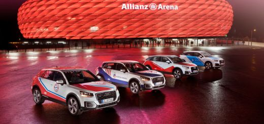 Audi Cup: Football with top international clubs