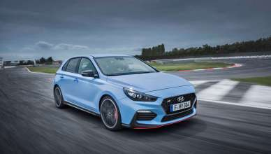 Exhilarating driving pleasure for everyone – The Hyundai i30 N