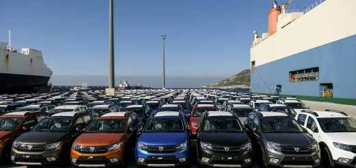 Groupe Renault celebrates 1,000,000th vehicle produced at the Tangier plant