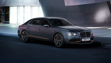 Flying Spur Design Series By Mulliner: Inspired By Extraordinary Design