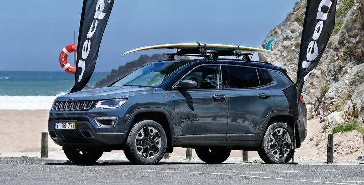 The Jeep Brand Extends Exclusive Global Partnership with World Surf League