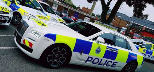 Rolls-royce Motor Cars Supports Sussex Police At The Ever-popular Chichester Police Station Open Day
