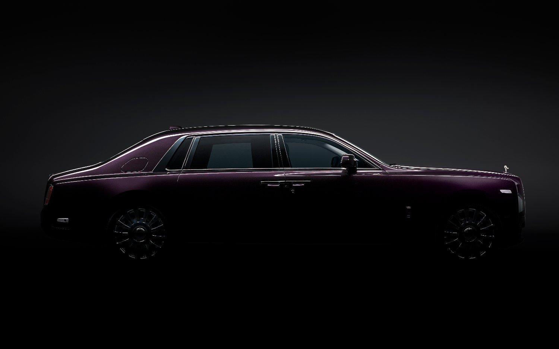 The New Rolls-Royce Phantom