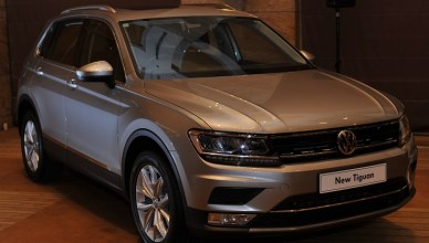 Volkswagen Tiguan enters the premium carline segment in India