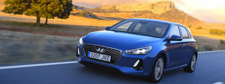 The New Generation i30: class-leading road safety