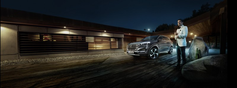 The Hyundai Tucson: Looks Great. Is Great.