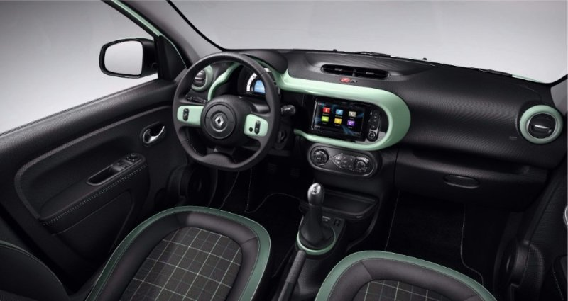 Twingo La Parisienne: urban chic for Renault's latest limited-edition Twingo!