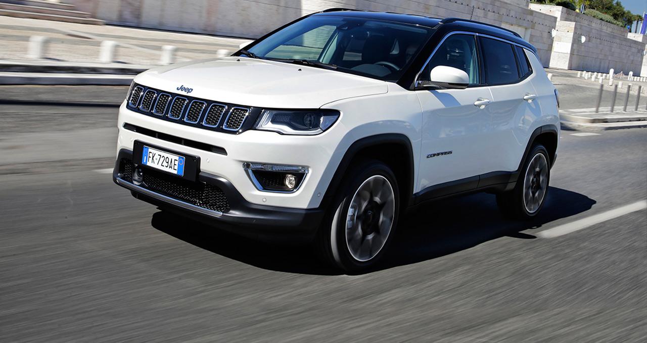 Jeep Compass attains maximum five-star EuroNCAP rating