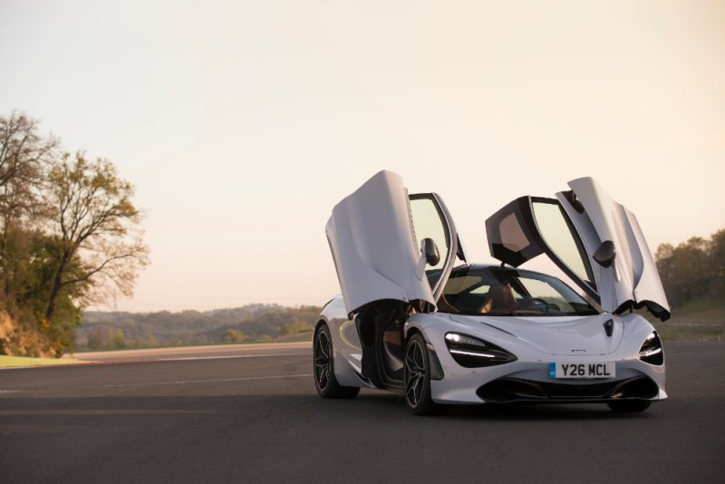 McLaren celebrates recently launched 720S and 570S Spider with brand experience at 67th Frankfurt IAA International Motor Show