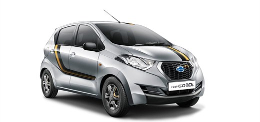GO for GOLD! Datsun India launches redi-GO GOLD 1
