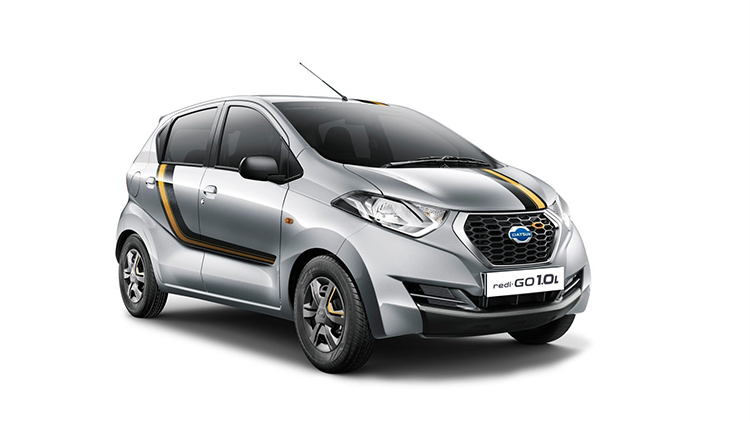 GO for GOLD! Datsun India launches redi-GO GOLD 1