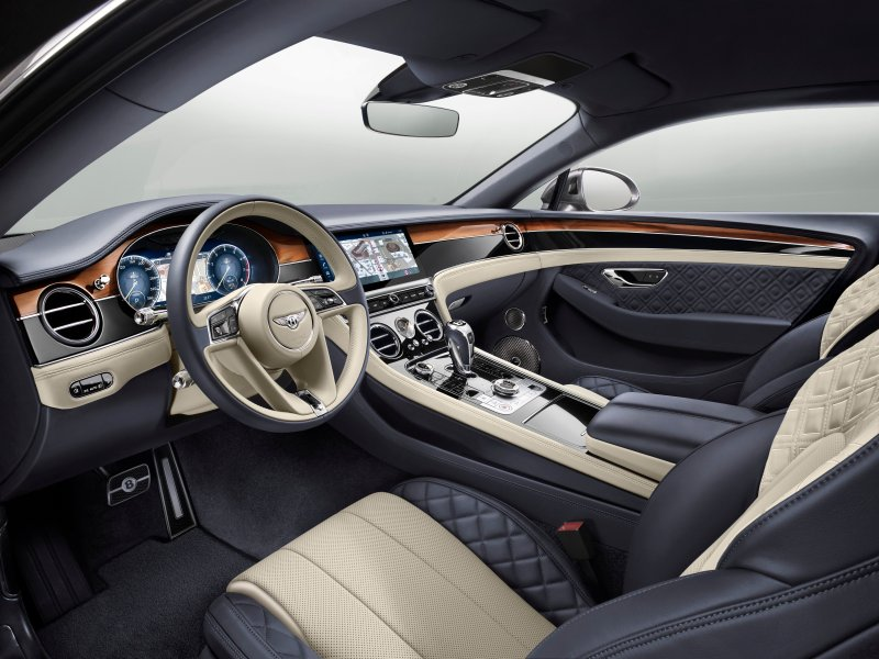 The All-new Bentley Continental Gt – The Definition Of Luxury Grand Touring
