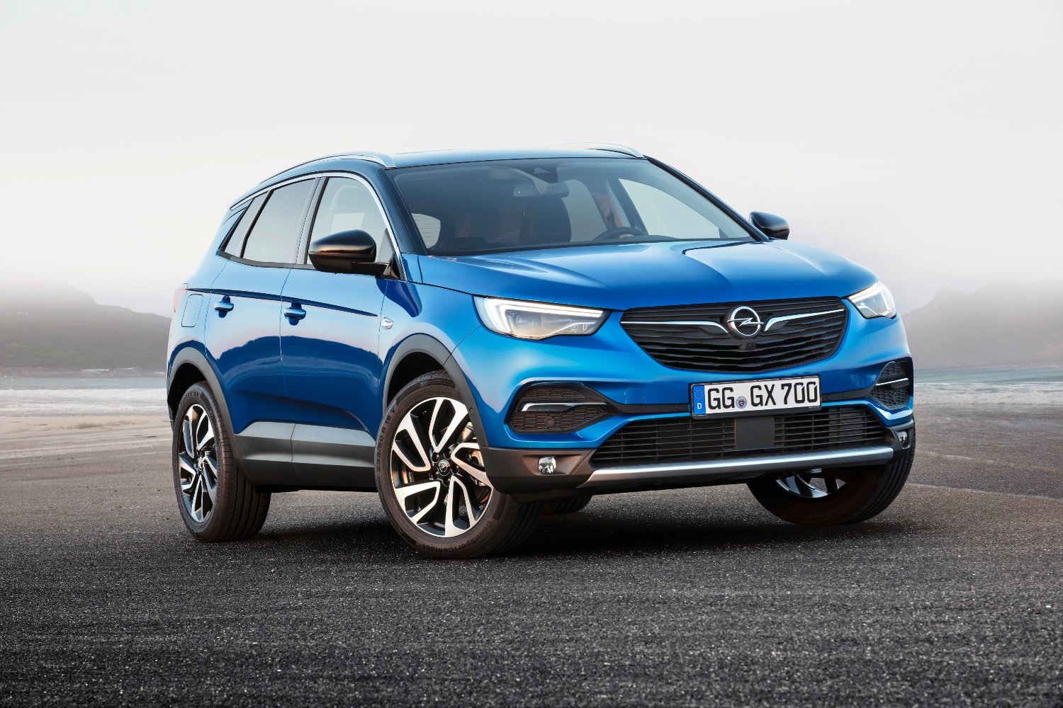 Euro NCAP Five-Star Rating for New Opel Grandland X
