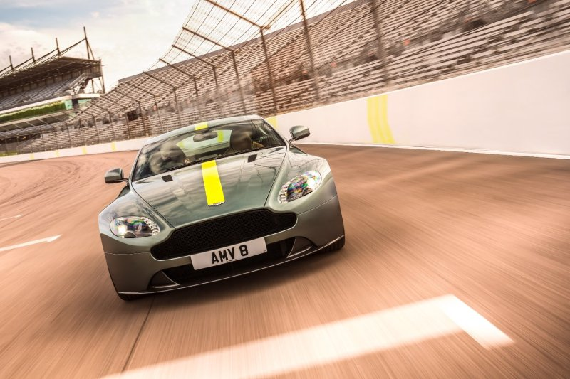 V8 Power Takes Centre Stage For Aston Martin At Goodwood Revival