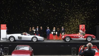 Ferrari Celebrates 70 Years Of History At Fiorano