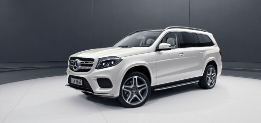 Exclusive colour combination in the interior: GLS available as Grand Edition