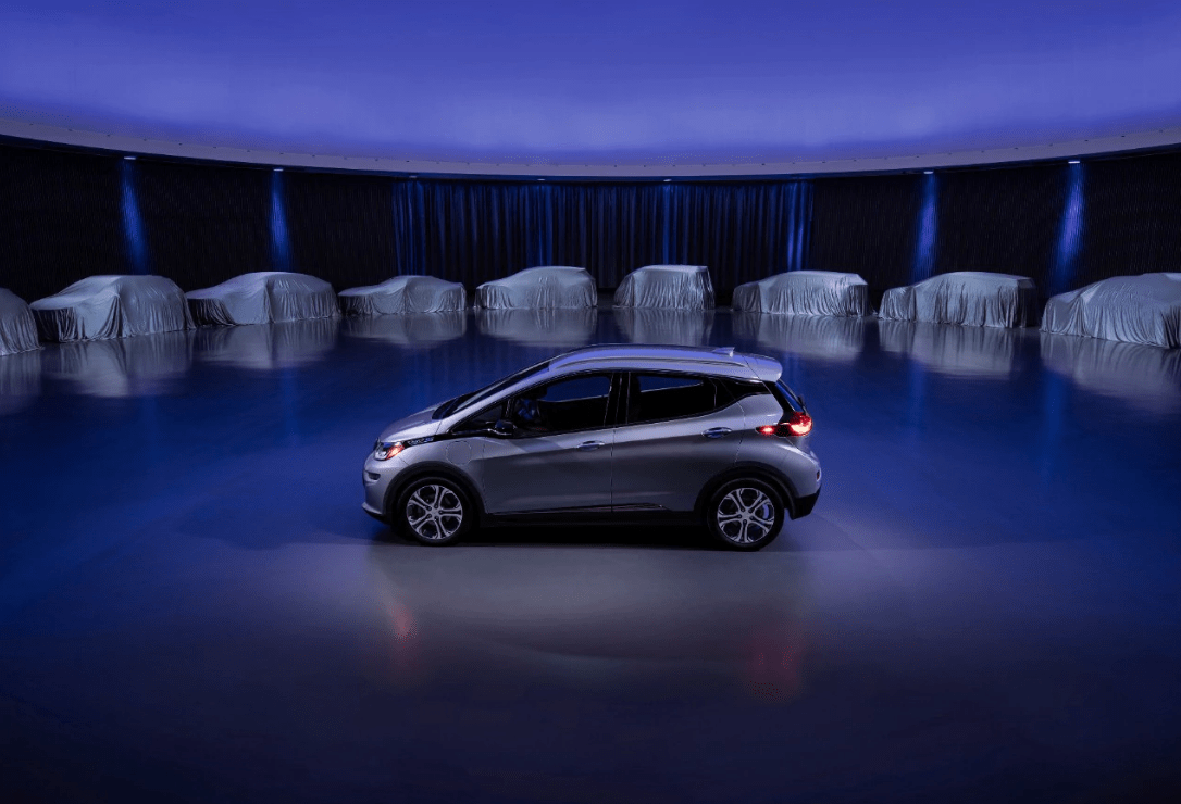 GM Outlines All-Electric Path to Zero Emissions