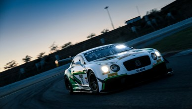 Bentley Wins Blancpain Gt Series Endurance Title