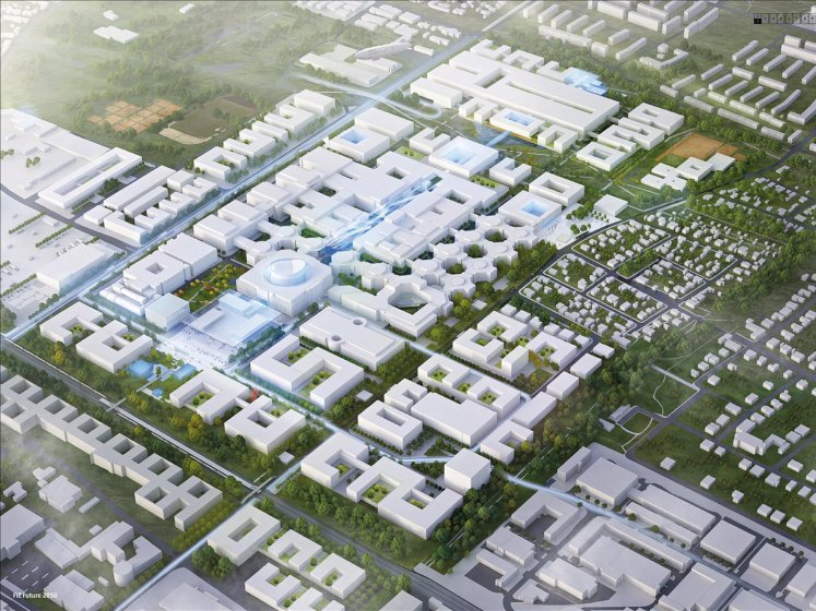 BMW Group lays the foundation for expansion of its Research and Innovation Centre (FIZ)