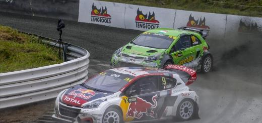 PEUGEOT to step up its involvement in World Rallycross Championship (WRX) in 2018 with brand ambassador Sébastien Loeb