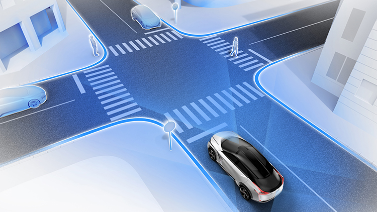 The Nissan IMx concept vehicle: embodying the future of Nissan Intelligent Mobility