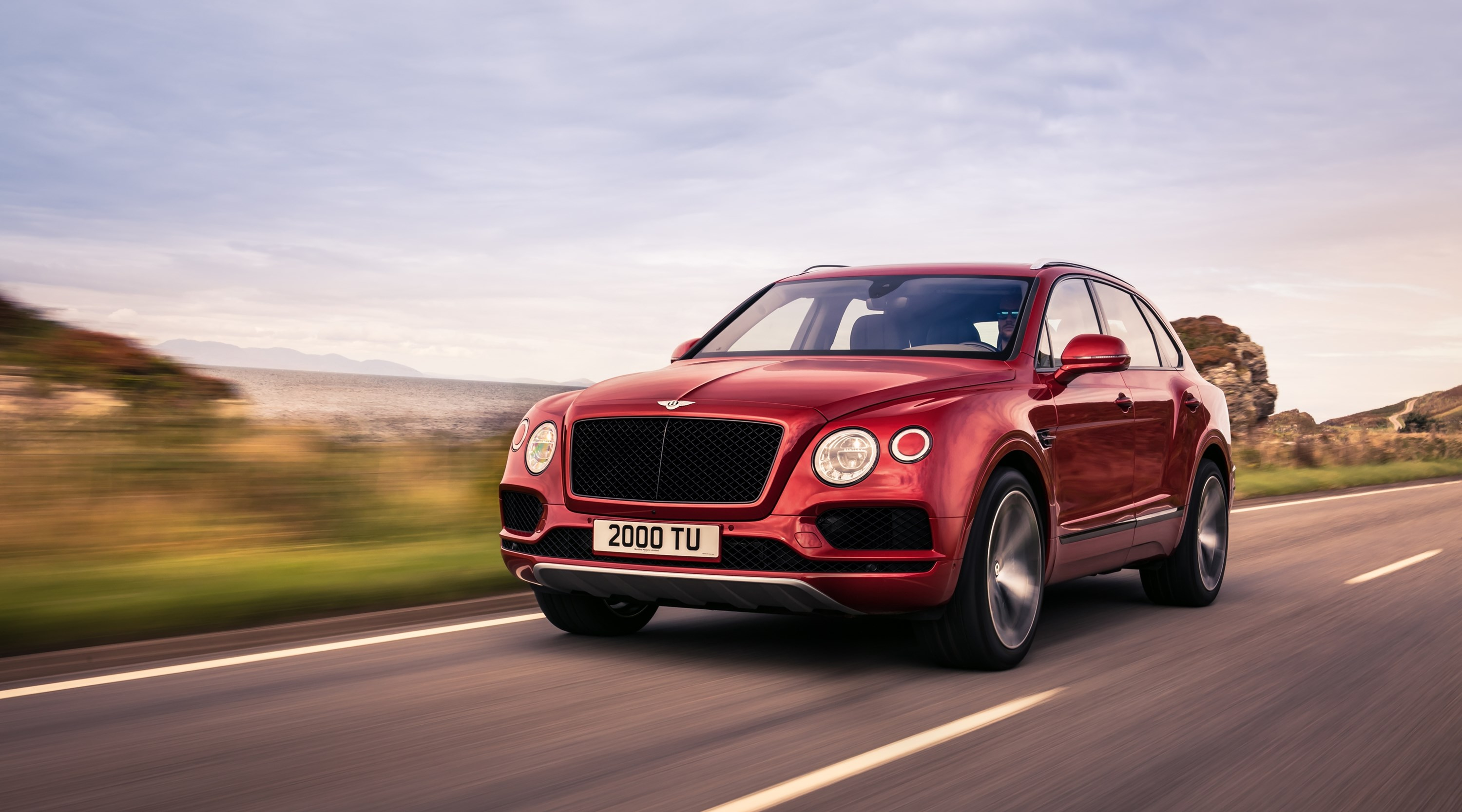 Performance And Precision: The Bentley Bentayga V8