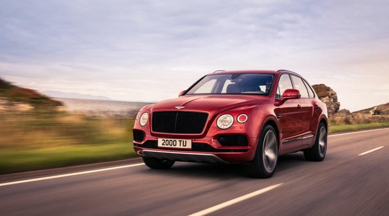 Performance And Precision: The Bentley Bentayga V8