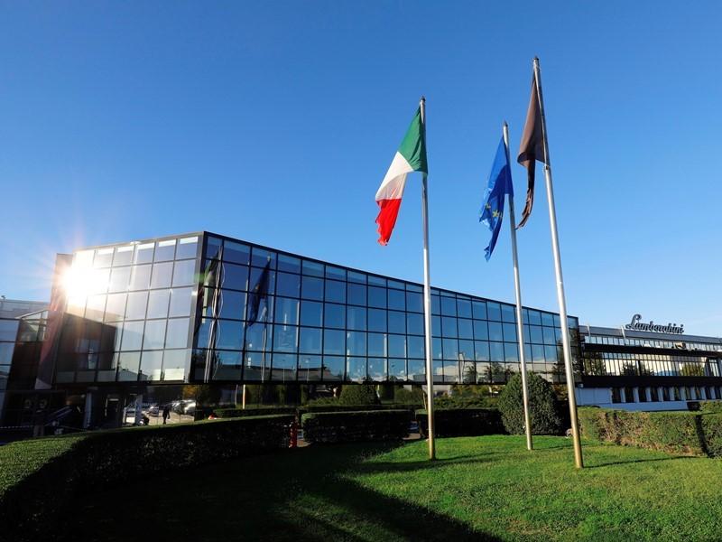 Automobili Lamborghini is Top Employer Italia 2018