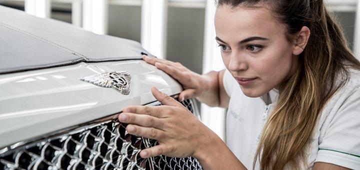 Bentley motors opens 2018 future talent recruitment