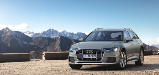 20 years of A6 Avant with offroad qualities: the new Audi A6 allroad quattro