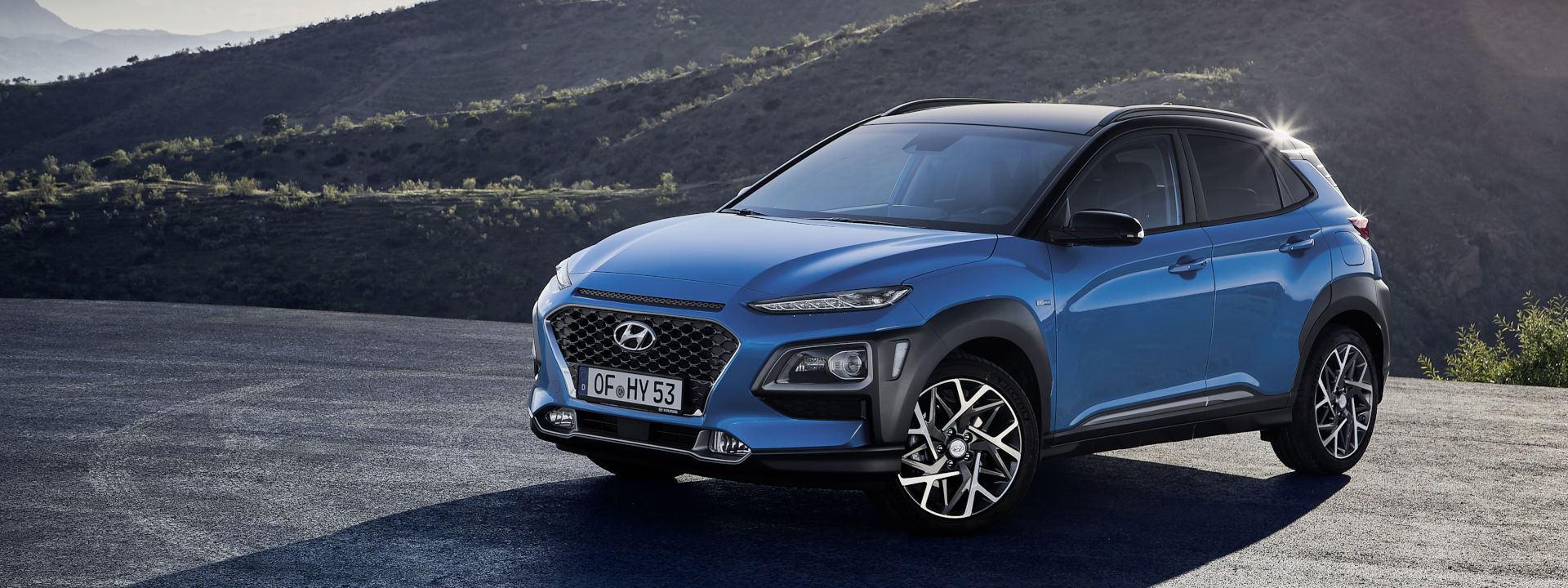All-New Hyundai Kona Hybrid: Even more to offer European customers