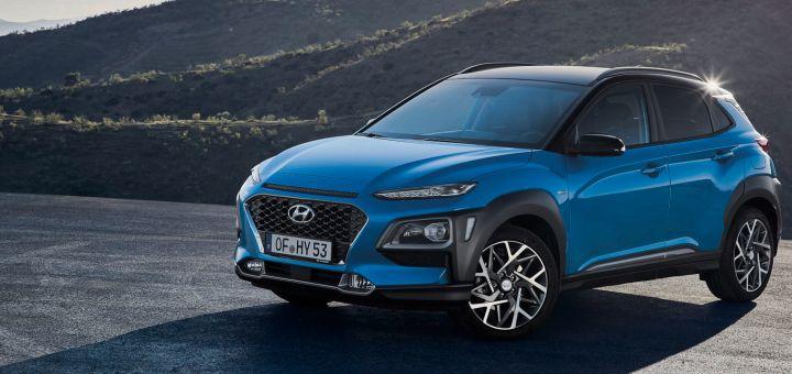All-New Hyundai Kona Hybrid: Even more to offer European customers