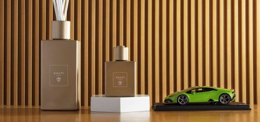 Culti Milano signed the first olfactory Automobili Lamborghini branding project