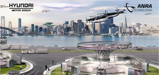 Urban Air Mobility Division of Hyundai Motor Group and ANRA Technologies