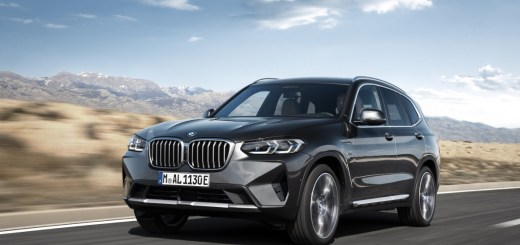 The new BMW X3 and the new BMW X4