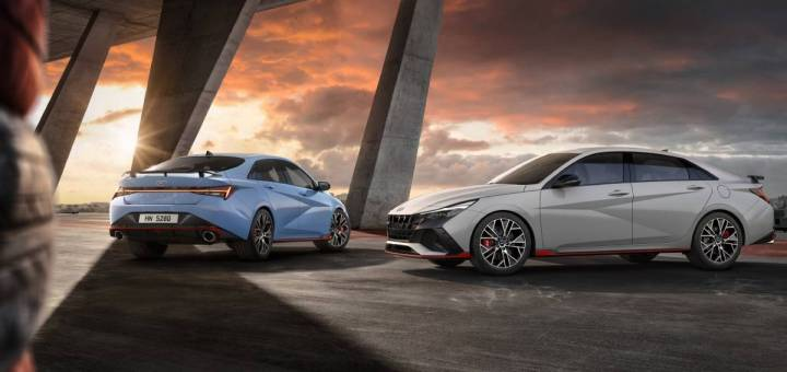 Hyundai Motor's Elantra N Debuts, Delivers High Performance