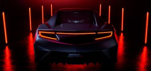 New NSX Type S