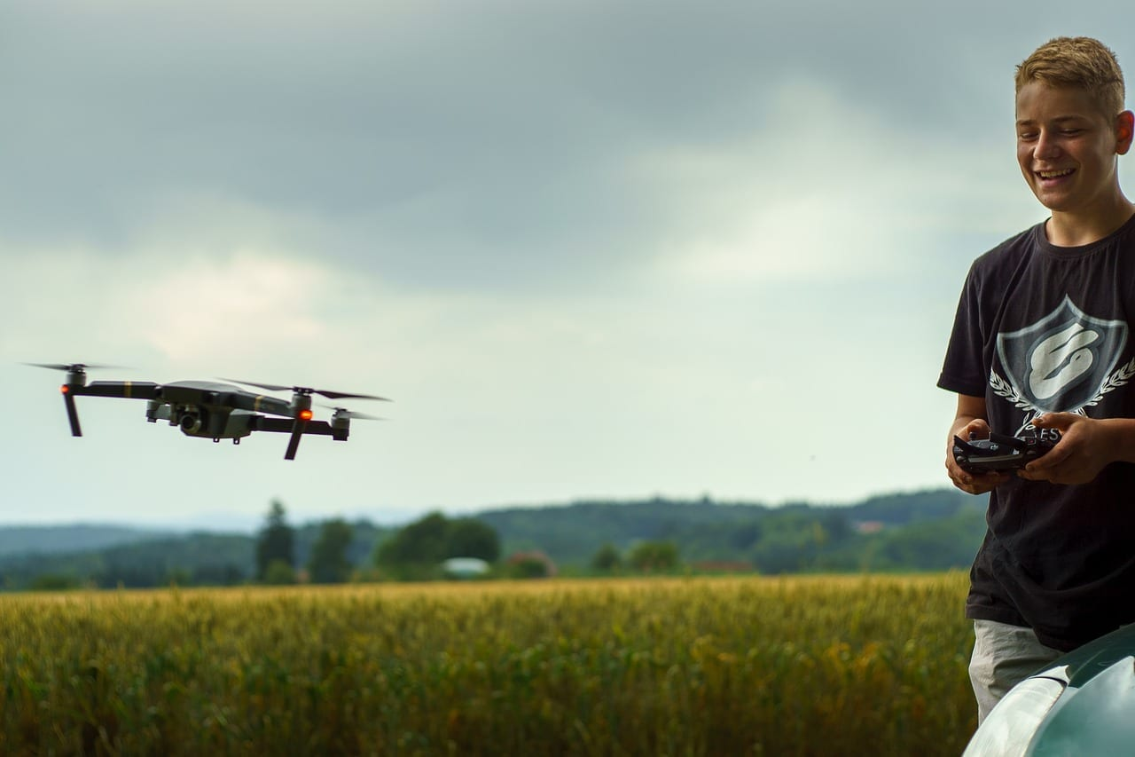 Best Drones Under $50 Featured Image