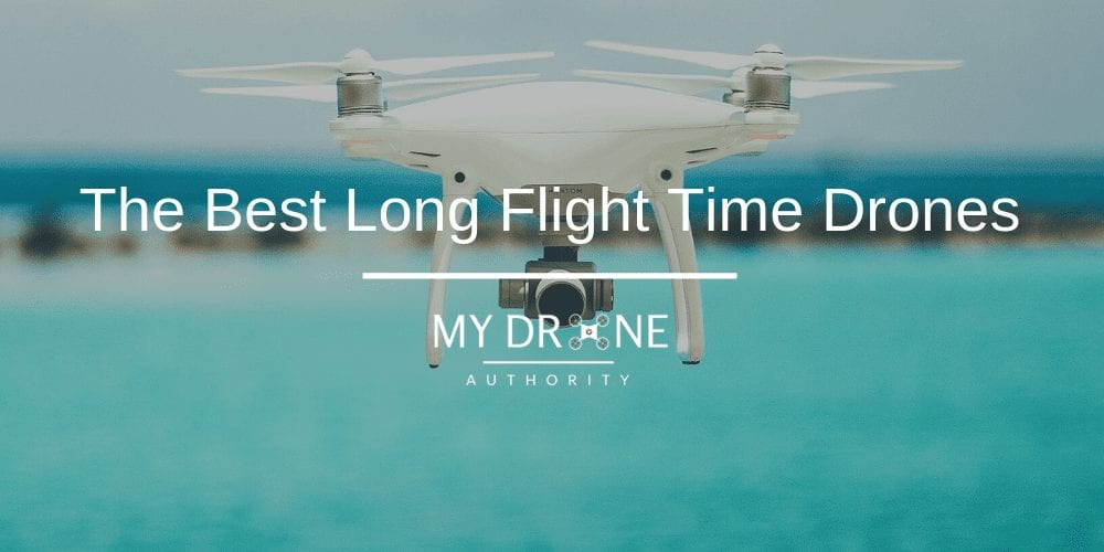 The Best Long Flight Time Drones - Featured Image 5