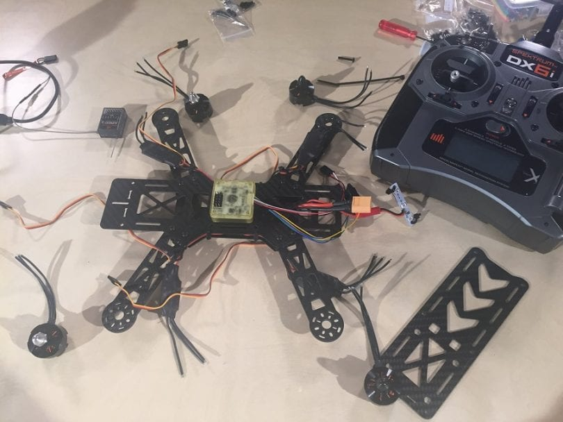 Best FPV Quadcopter Kit: Top Products On Today's Market Review