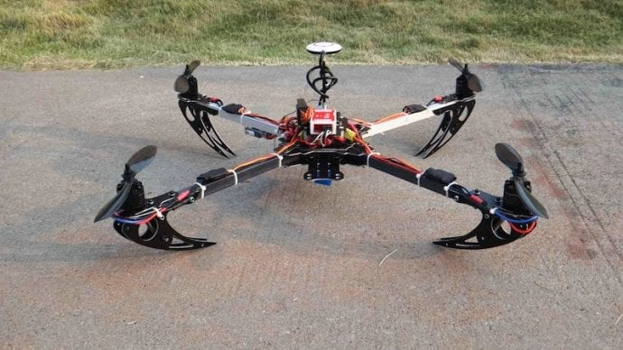 How To Pick The Best Multirotor Frame: Creating Your Own Drone