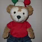 Duffy Bear's Italian Mickey Ears Hat