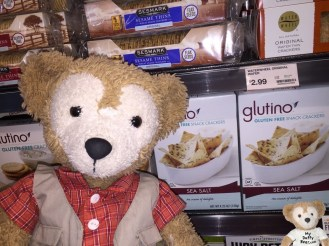 Hey mommy, maybe you should try some of these Gluten Free crackers.