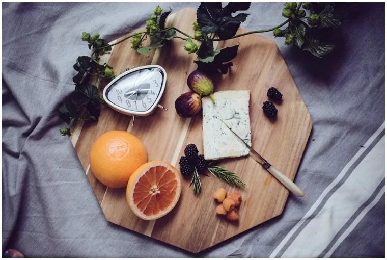 Romantic Breakfast as Mr & Mrs