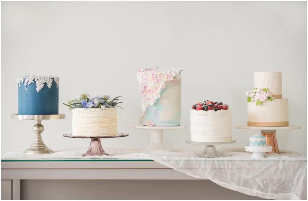 Steve Konopelski Textural Wedding Cakes  | 5 Things to Consider When Choosing Your Wedding Cake Designer  | My Eastern Shore Wedding | Chef Steve Konopelski