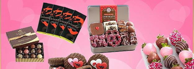 Unique Valentine's Chocolate