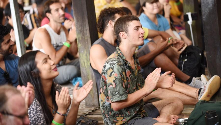 热带雨林世界音乐节